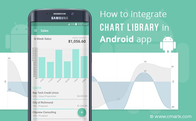 #Hire #android #mobile #developer who has good experience of smart approach which can be implemented in mobile app #development leveraging third party #libraries and #APIs whenever required.#chart #library #integration #implmentation