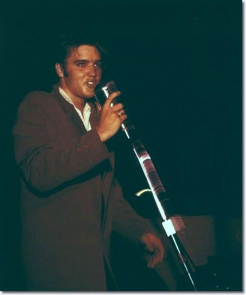 Elvis Presley: August 5, 1956 : Tampa Florida