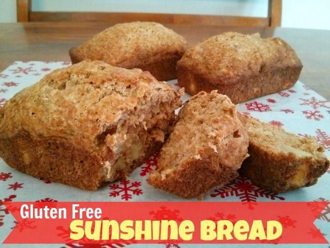 Sunshine Bread Recipe (Gluten Free, Dairy Free) #glutenfree #dairyfree #recipe - Jenn's RAQ