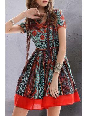 Imprimer Robes | Floral Et imprimé léopard robes pour les femmes Fashion Style en ligne | ZAFUL