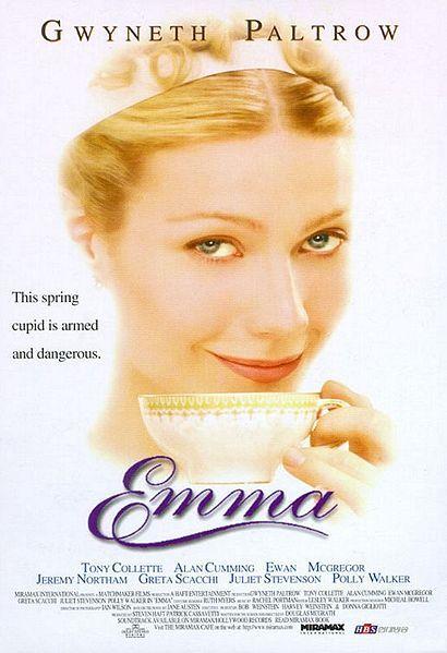 Great book, movie. We just love Jane Austen here! :)