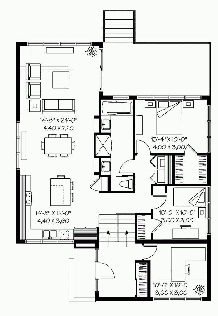 Modern Split Level House Plans Inspirational What Is A Split Floor