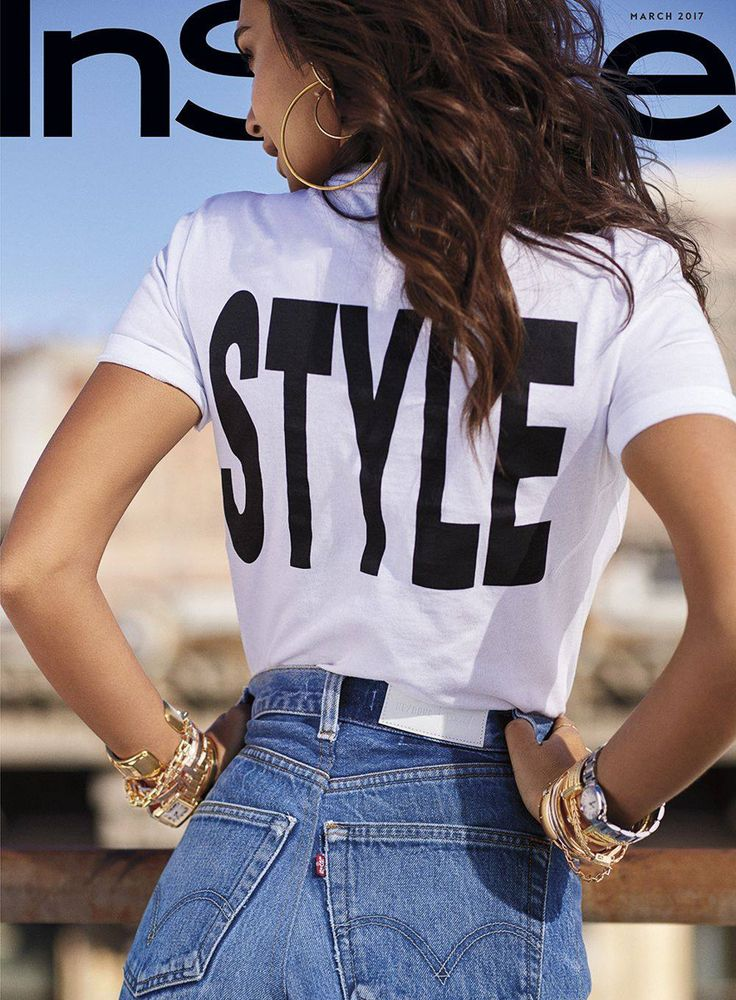 InStyle March 2017 Emily Ratajkowski by Carter Smith - Fashion Editorials