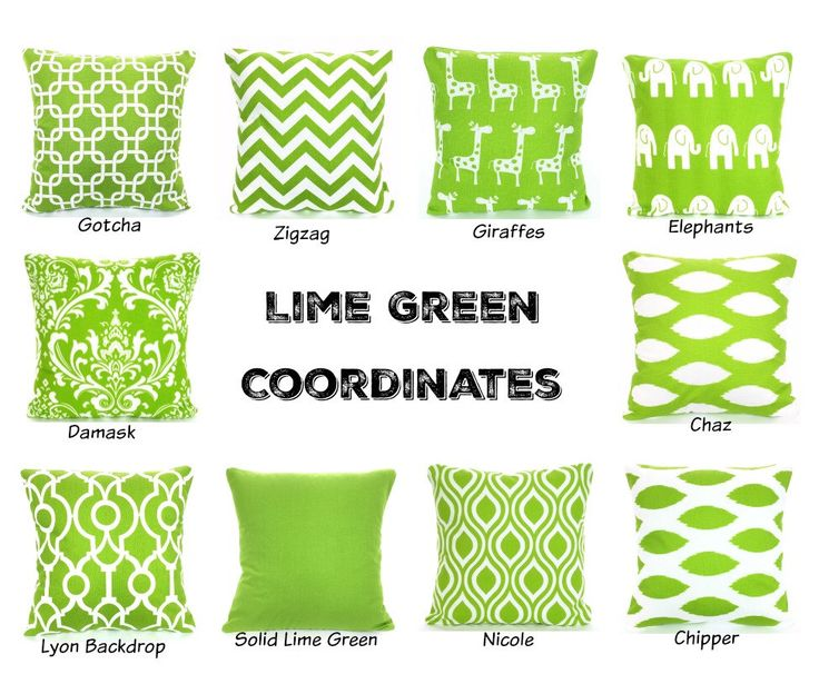 Green Pillow Covers, Cushions, Decorative Throw Pillows, Pillow Covers, Lime Green White Chevron Nursery One or More Mix & Match All Sizes by PillowCushionCovers on Etsy https://www.etsy.com/listing/207671169/green-pillow-covers-cushions-decorative