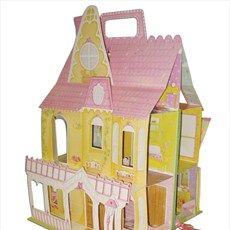 Emma Thomson's Felicity Wishes toy house