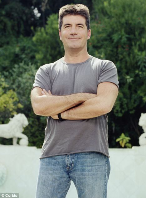 SIMON COWELL: A letter to my shallow, reckless, cocky younger self