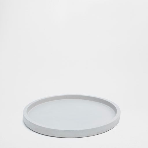 Image of the product Round cement tray