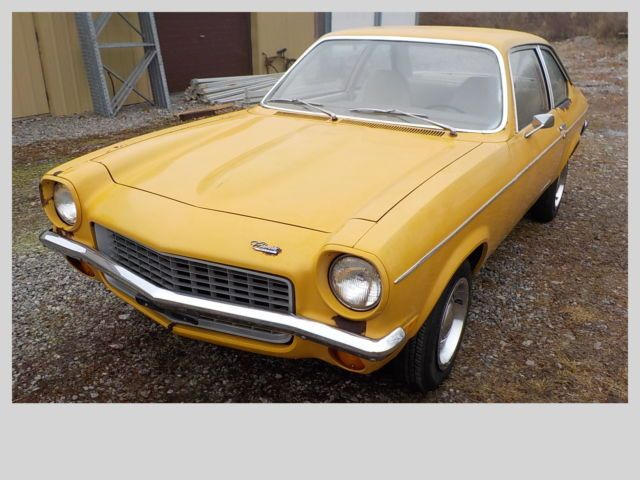 1971 Chevrolet Vega Coupe for sale - Other Makes Chevrolet Vega NO RESERVE 1971 for sale in Cincinnati, Ohio, United States