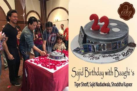 Sajid Nadiadwala Birthday Bash