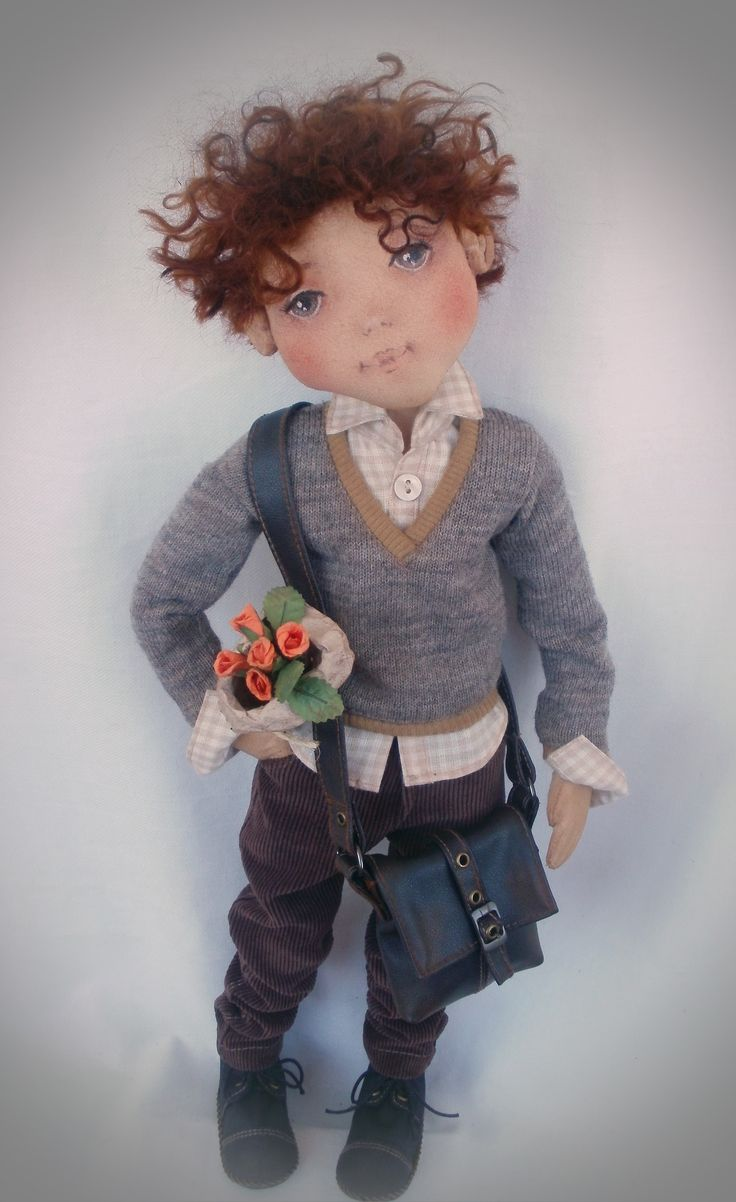 wonderful boy doll!