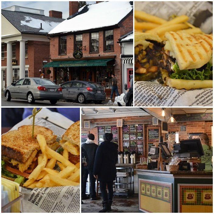 Historic Concord, Massachusetts | Winter Day Trip