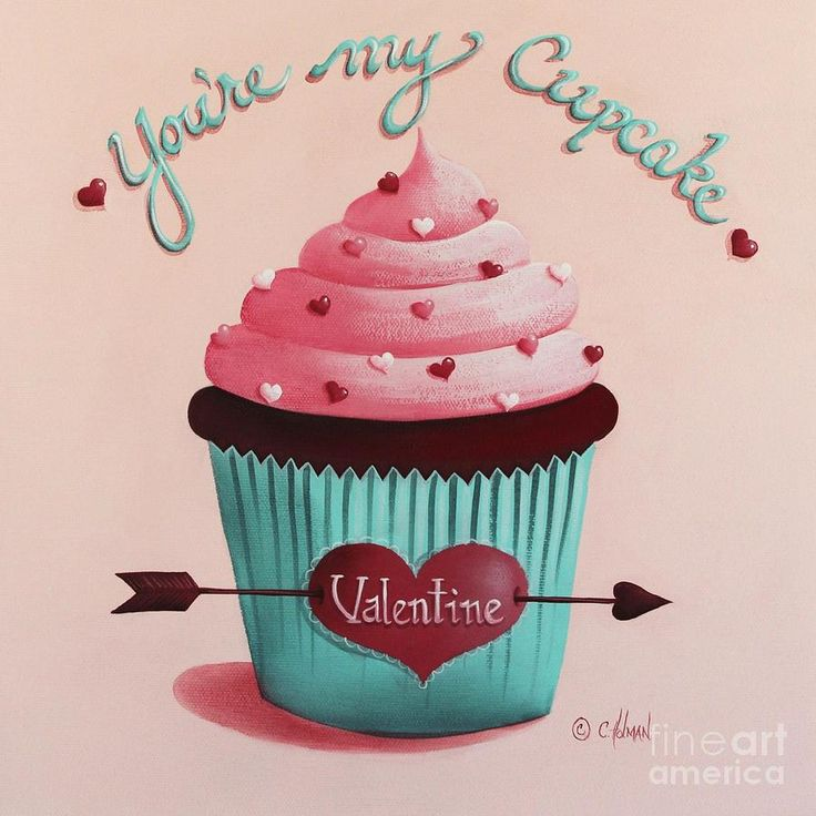 93 best cupcake images on Pinterest Cupcake clipart, Cupcake art