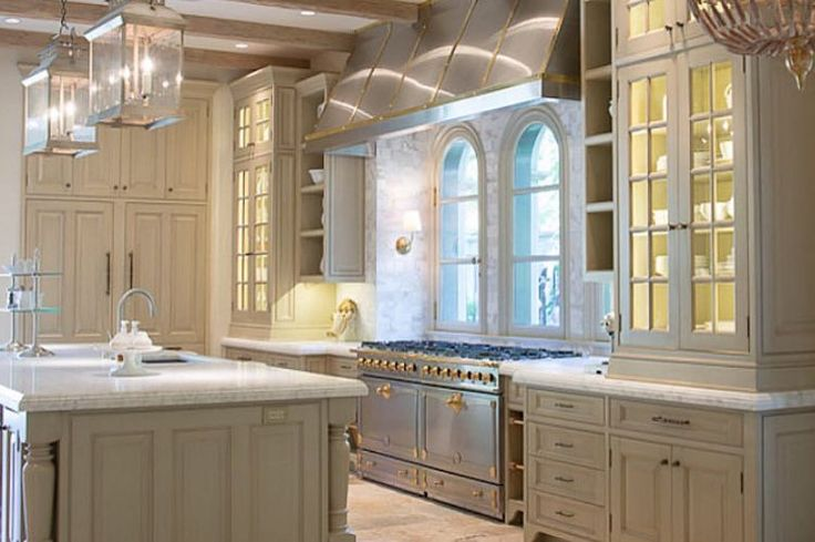 Dream Kitchen With La Cornue Stove