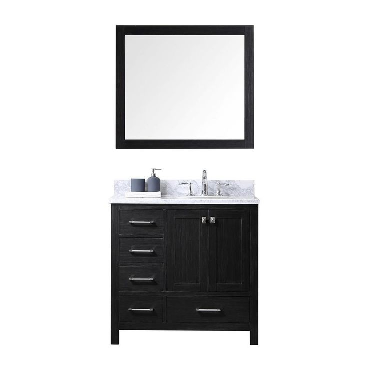 The 18 best Bathroom Reno images on Pinterest | Bath vanities ...