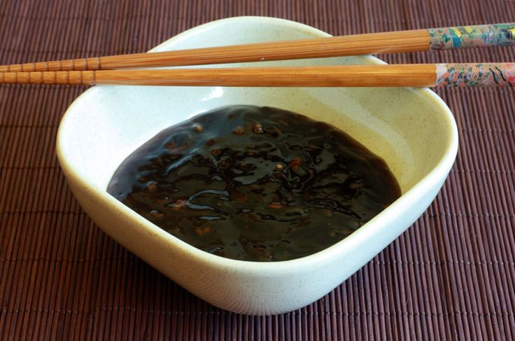 Homemade Teriyaki Sauce (made 20Aug14 - this saved me from grabbing dinner at a restaurant tonight... wonderful flavor! kb)