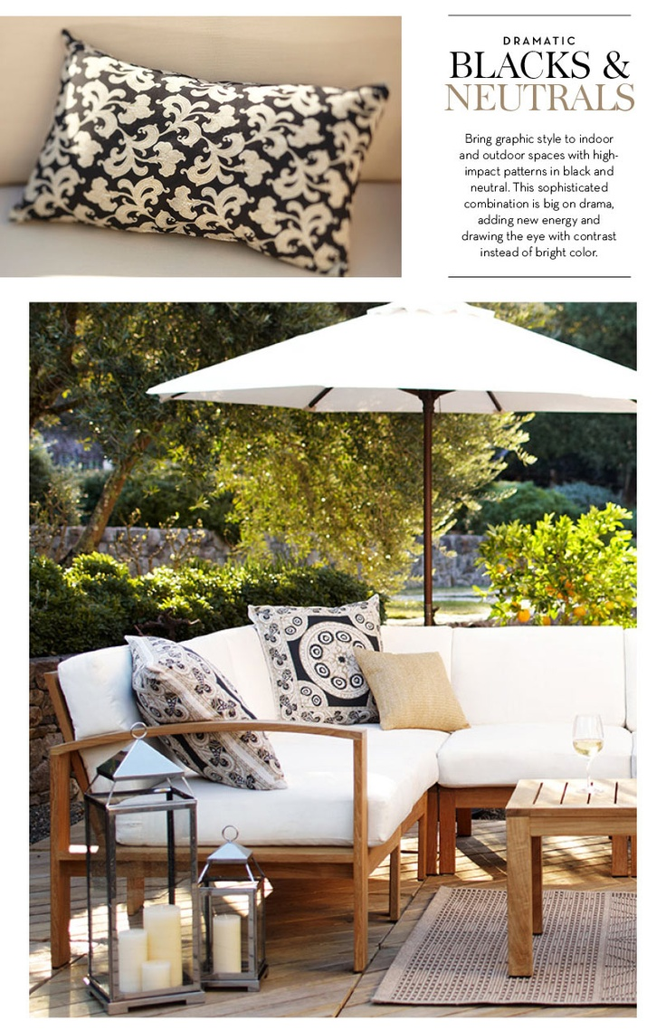 Colors of Summer | Pottery Barn