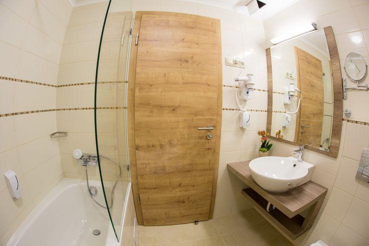 Superior szoba fürdőkáddal
