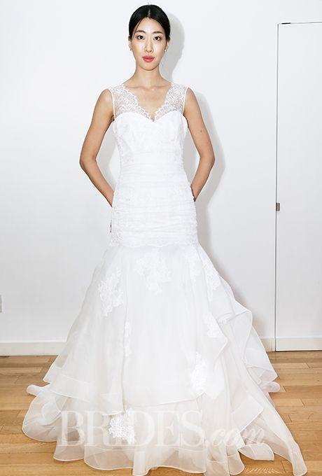 Elisabetta Polignano Wedding Dress - Fall 2015 Collection