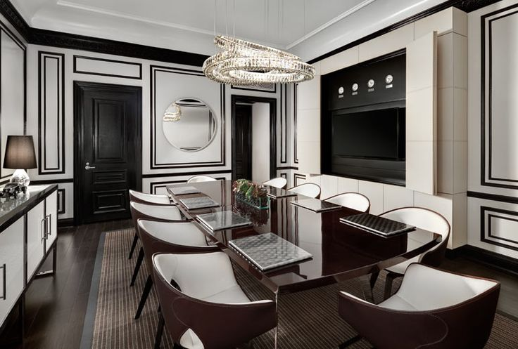 Bentley Suite Dining Room