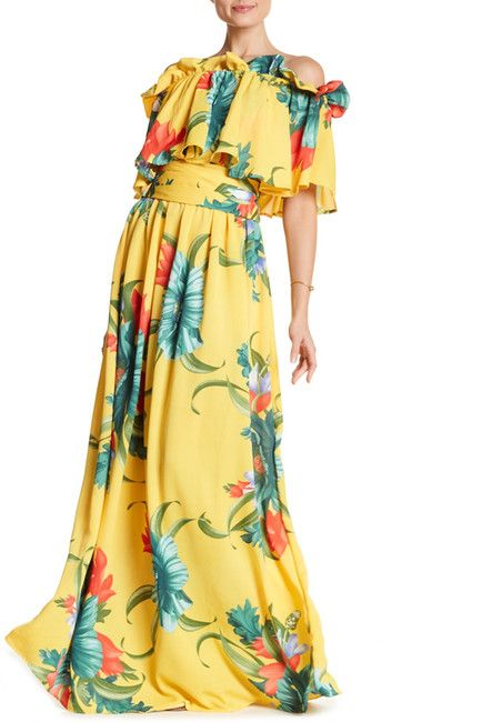 Image of Meghan LA Morning Dew Maxi Dress