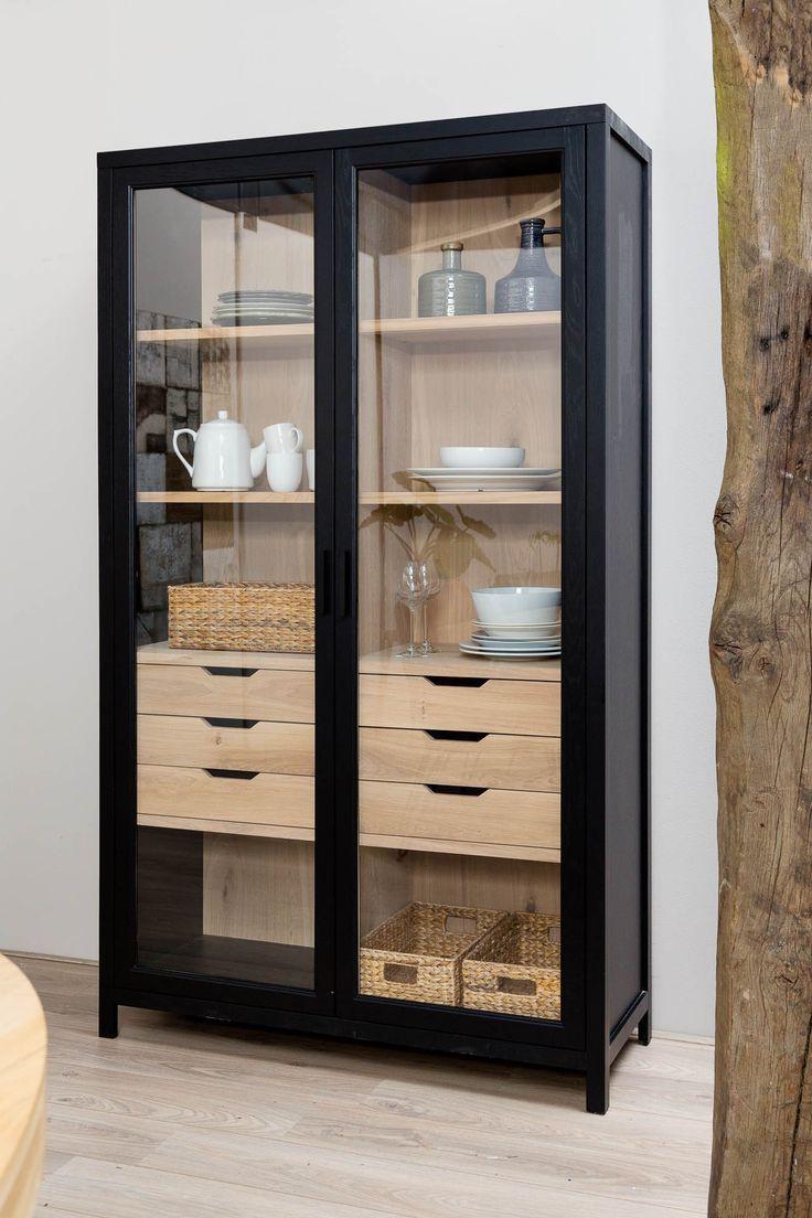 Vitrinekast roel in home pinterest furniture furniture