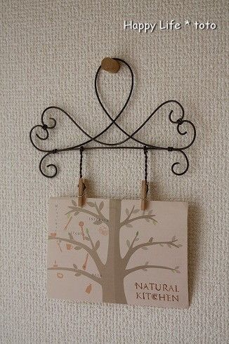 "for hangers at Audreys. maybe put ""FAMILY"" in the open part of hanger and then the names down the holders"