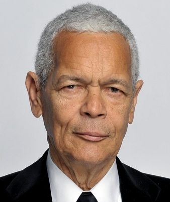 Julian Bond (born Horace Julian Bond), social activist & leader in the Civil Rights Movement, politician, professor, and writer. He is the former chairman of the NAACP and served 4 terms in Georgia's House of Representatives and 6 terms in Georgia's Senate. He was also the 1st president of the Southern Poverty Law Center and helped to establish the Student Nonviolent Coordinating Committee (SNCC). He is a graduate of Morehouse College and has received over 25 honorary degrees.