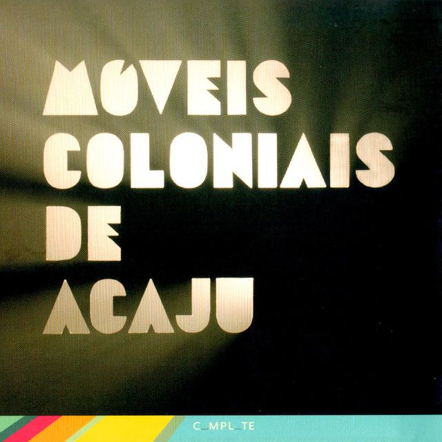 """""""O Tempo"""" by Móveis Coloniais de Acaju was added to my Discover Weekly playlist on Spotify"""