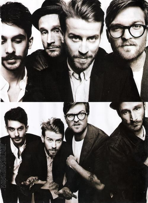 Cold War Kids - one of the most awesome bands evah!!!  Seriously!!