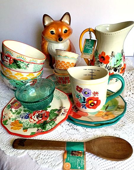 my-lovely-new-kitchen-collection-by-pioneer-woman-from-walmart.jpg (453×576)