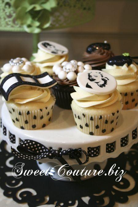 "Sweet Couture.biz - Movie ""Cinema"" cupcakes"