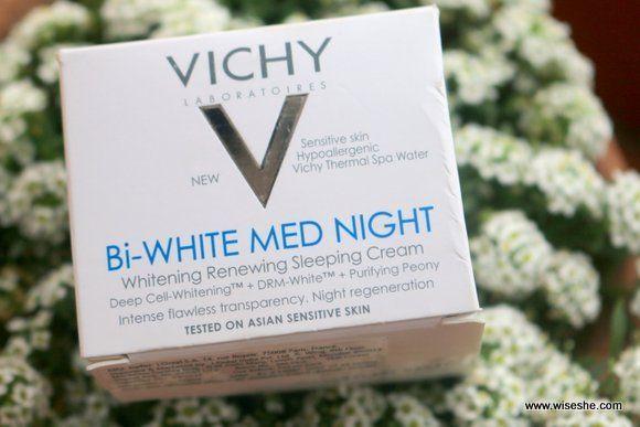 Vichy Bi White Med Night Cream
