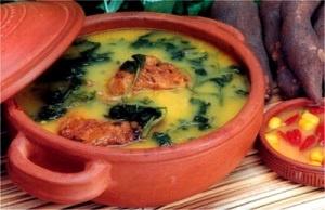 Pato no tucupi comida típica do Pará