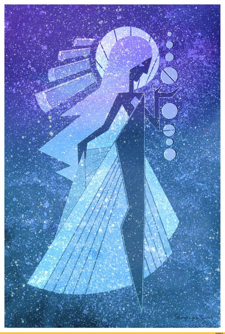 Steven universe,фэндомы,SU art,White Diamond,SU Персонажи,stingraych,Yellow Diamond,Blue Diamond,Pink Diamond