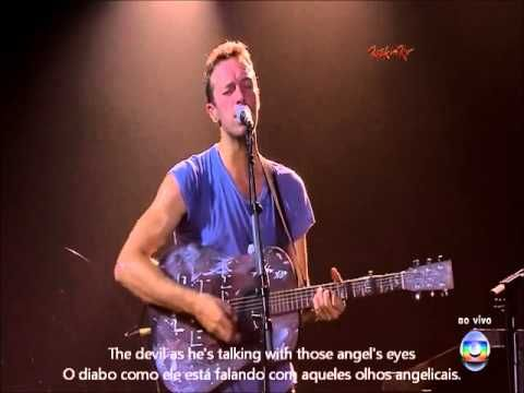 Us Against the World - Coldplay (letras português e inglês)