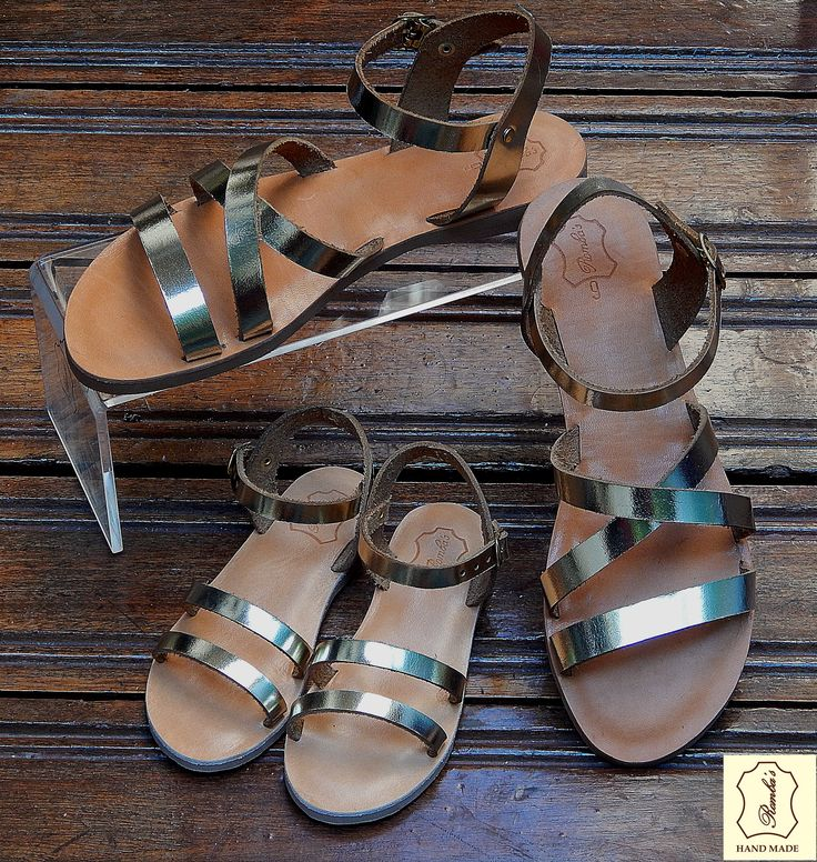 Handmade leather wedding sandal THALIA ...... Romba's leather sandals & bags