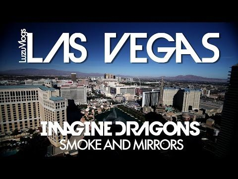 LAS VEGAS con IMAGINE DRAGONS! - LuzuVlogs - YouTube