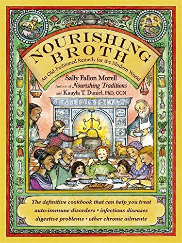 Nourishing Broth: An Old-Fashioned Remedy for the Modern World by Sally Fallon Morell http://www.amazon.com/dp/1455529222/ref=cm_sw_r_pi_dp_w2gkvb0BN3GNY