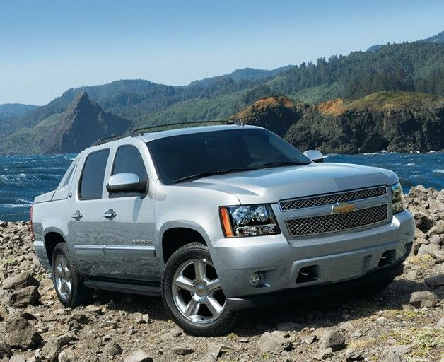 Chevy Avalanche Black Diamond Edition is the last of it's breed.