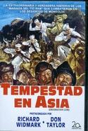 La acción transcurre en noviembre de 1944. Sam McHale (Richard Widmark), curtido y ordenancista suboficial de la Marina de EE. UU., debe conducir a un grupo de meteorólogos a través de la traicioneras arenas del Gobi hasta la costa de China. Rescatados de los japoneses por el caudillo mongol Kengtu (Murvyn Vye), los norteamericanos le pagan el favor consiguiéndole sesenta sillas de montar