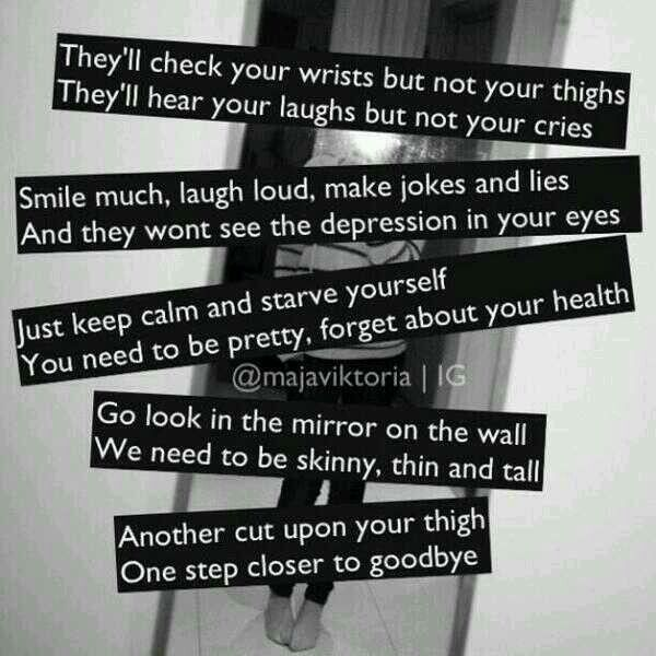 Cutting Suicide Quotes: 1000+ Images About Suicide On Pinterest