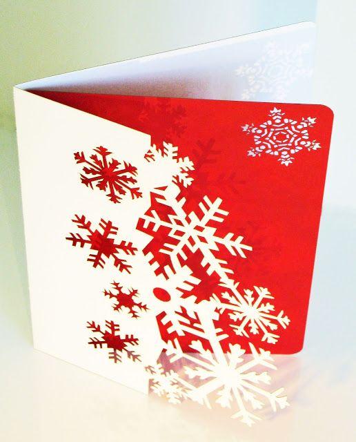 KIRIGAMI - KIRIGAMIZA: - Joyeux Noël et Bonne Année en Kirigami