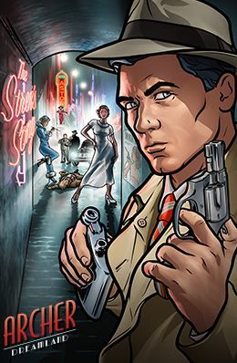 Archer - Season 1 Reviews