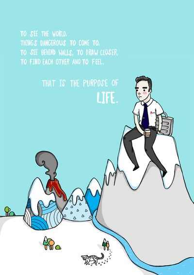 Walter Mitty.