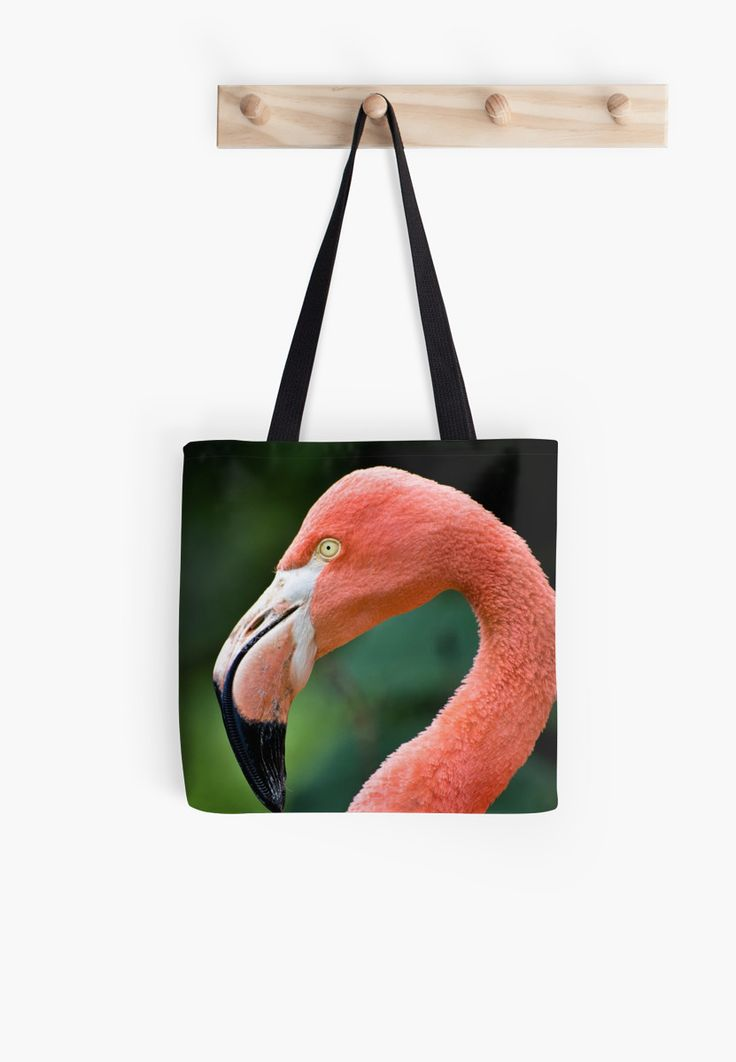 Flamingo Tote Bag • Also buy this artwork on bags, apparel, stickers, and more.