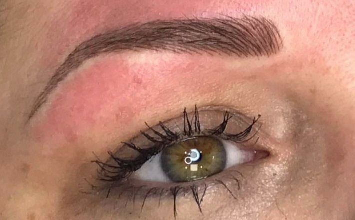 Have a very happy new permanent brows year from Million dollar Brows
