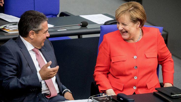 Letzte Sitzung im Bundestag - LASST EUCH ENDLICH SCHEIDEN! - Politik Inland - Bild.de