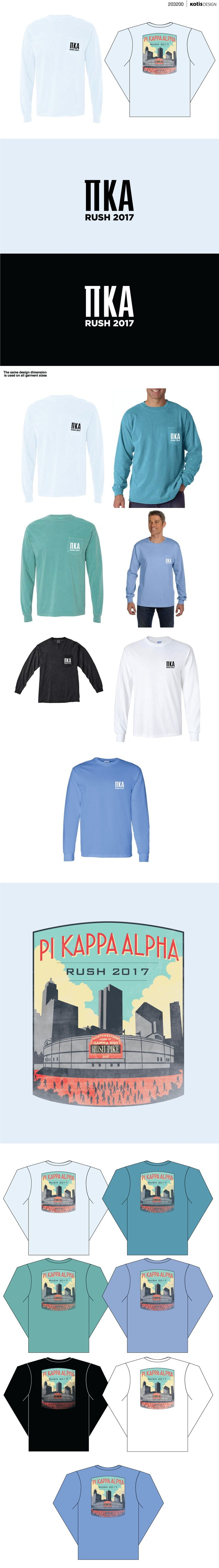 203200 - NU Pike | Rush shirts '17 - View Proof - Kotis Design