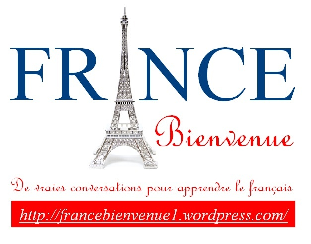 Francophones are interviewed on various subjects -- transcripts, too!!!   WOW!!! Got to use!!