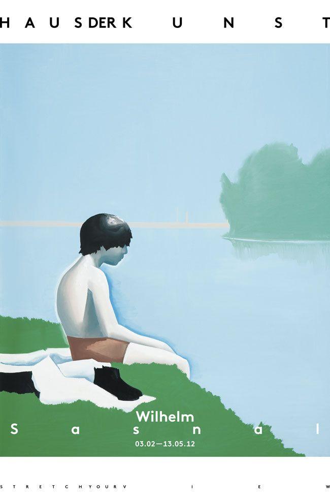 Haus der Kunst poster http://identitydesigned.com/haus-der-kunst/